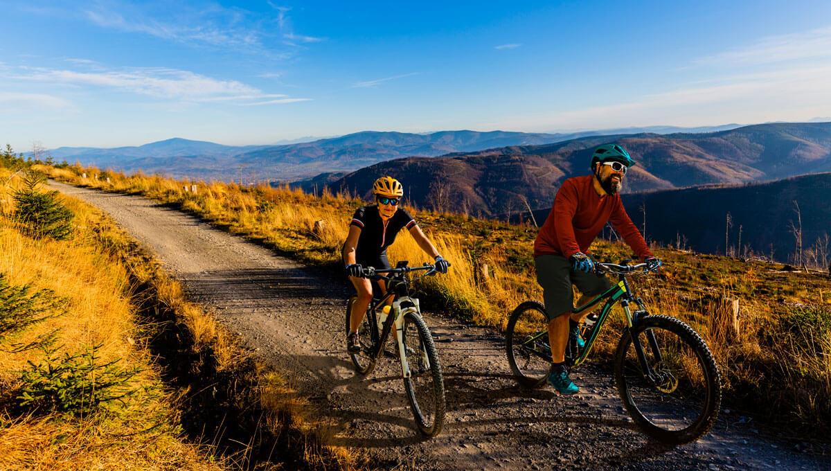 Come vestirsi  per un viaggio in bicicletta?