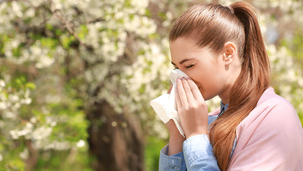 How to deal with  spring allergies?