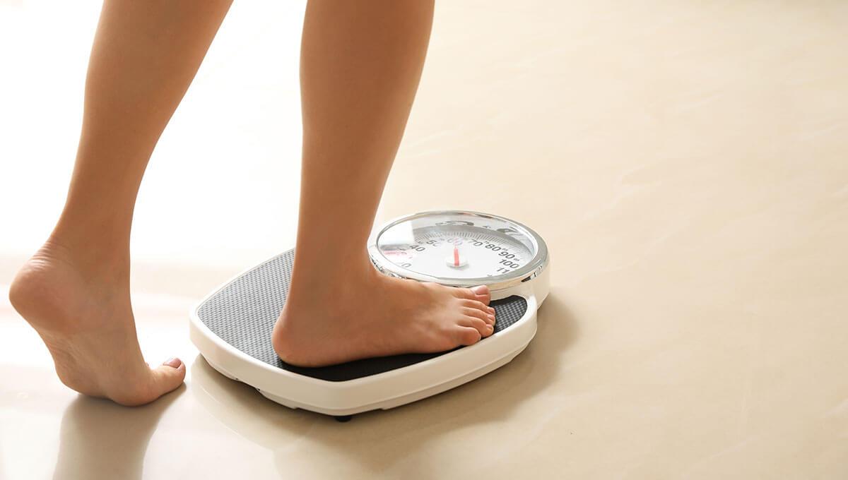 ¿Cómo comprobar cuál  es el peso correcto?