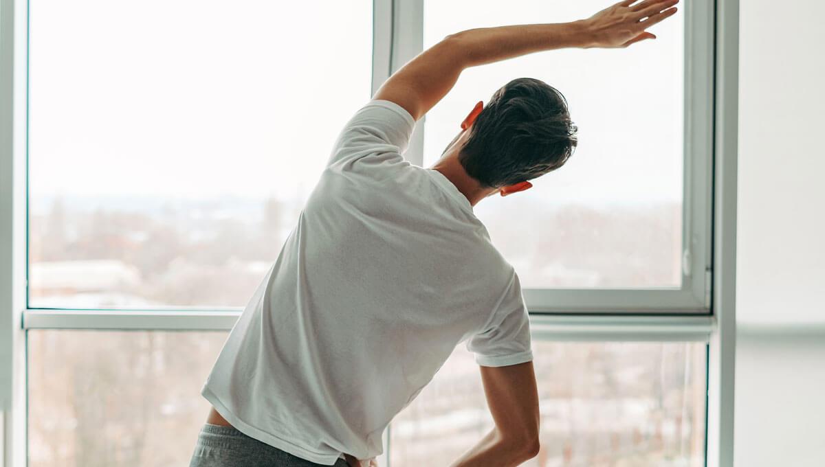 Wie führt man gesunde Fitnessgewohnheiten  ins Leben ein?
