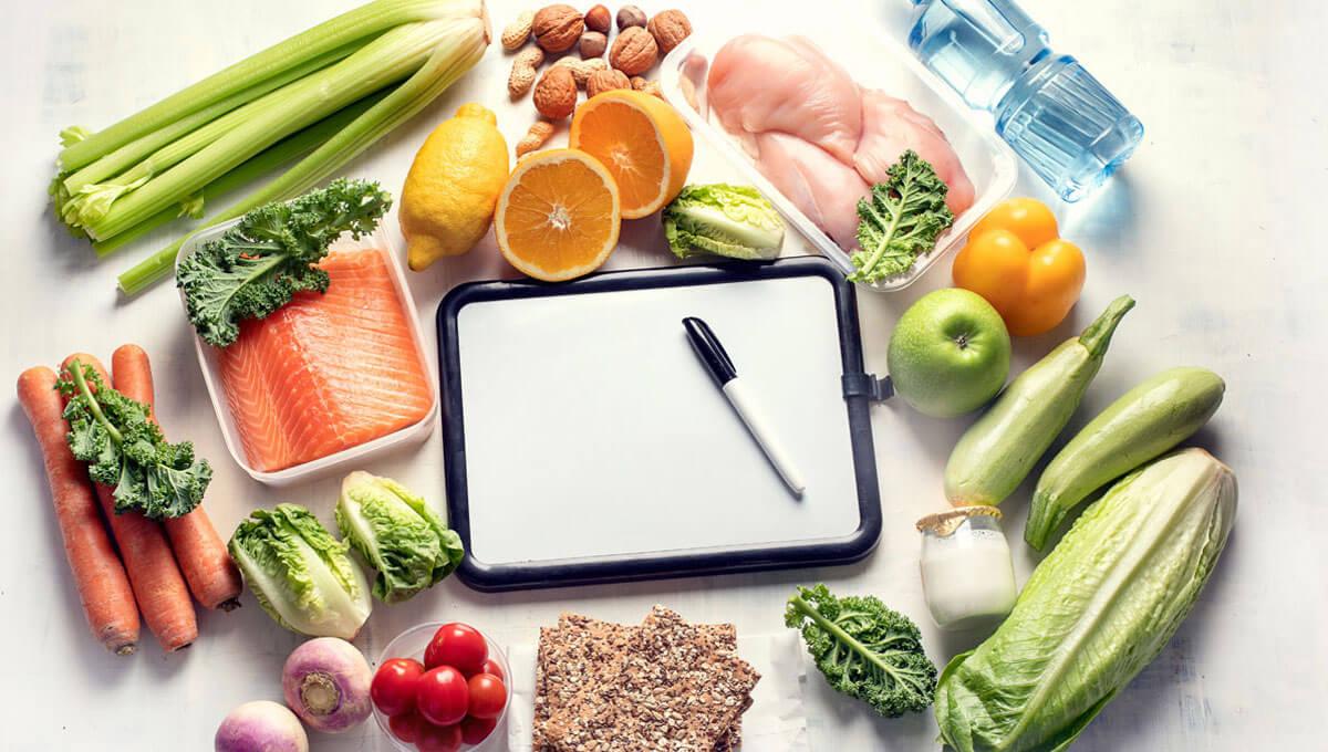 ¿Cómo hacer cambios en su dieta?  Algunos consejos valiosos