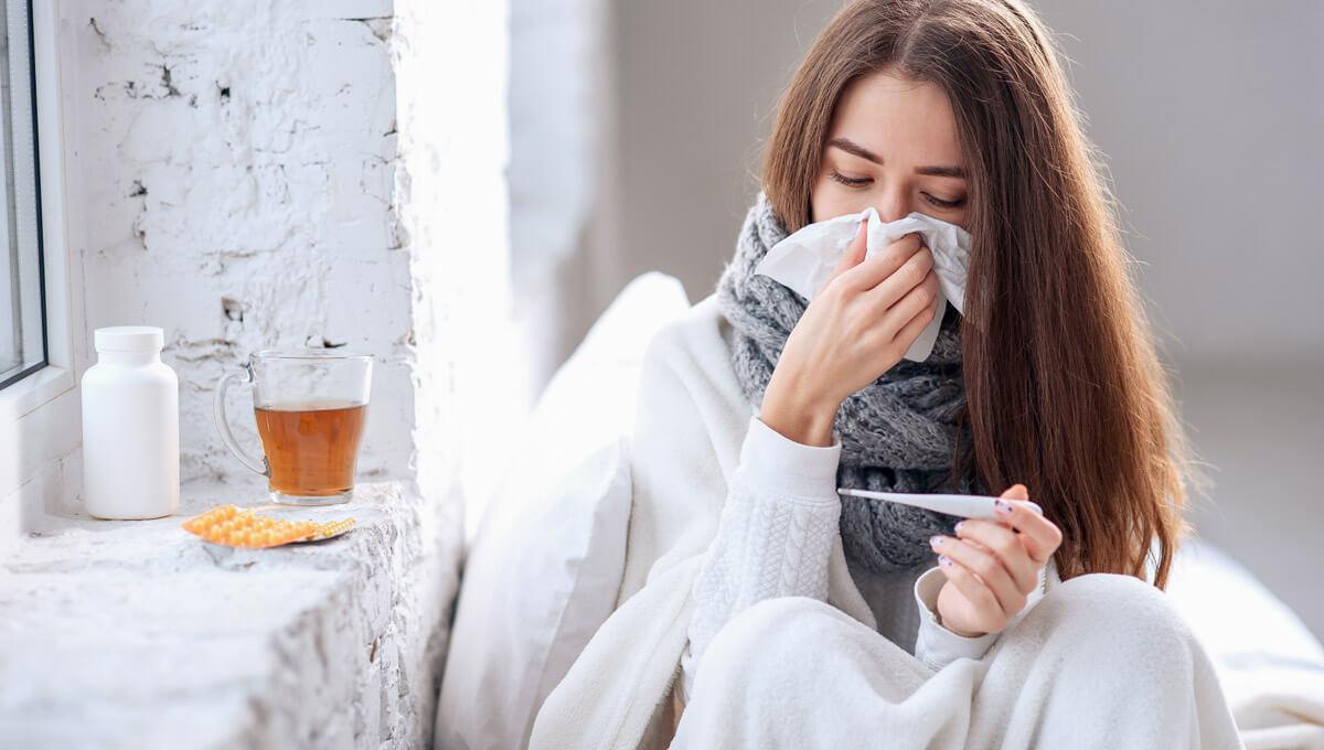 Come rafforzare il corpo dopo l'influenza?