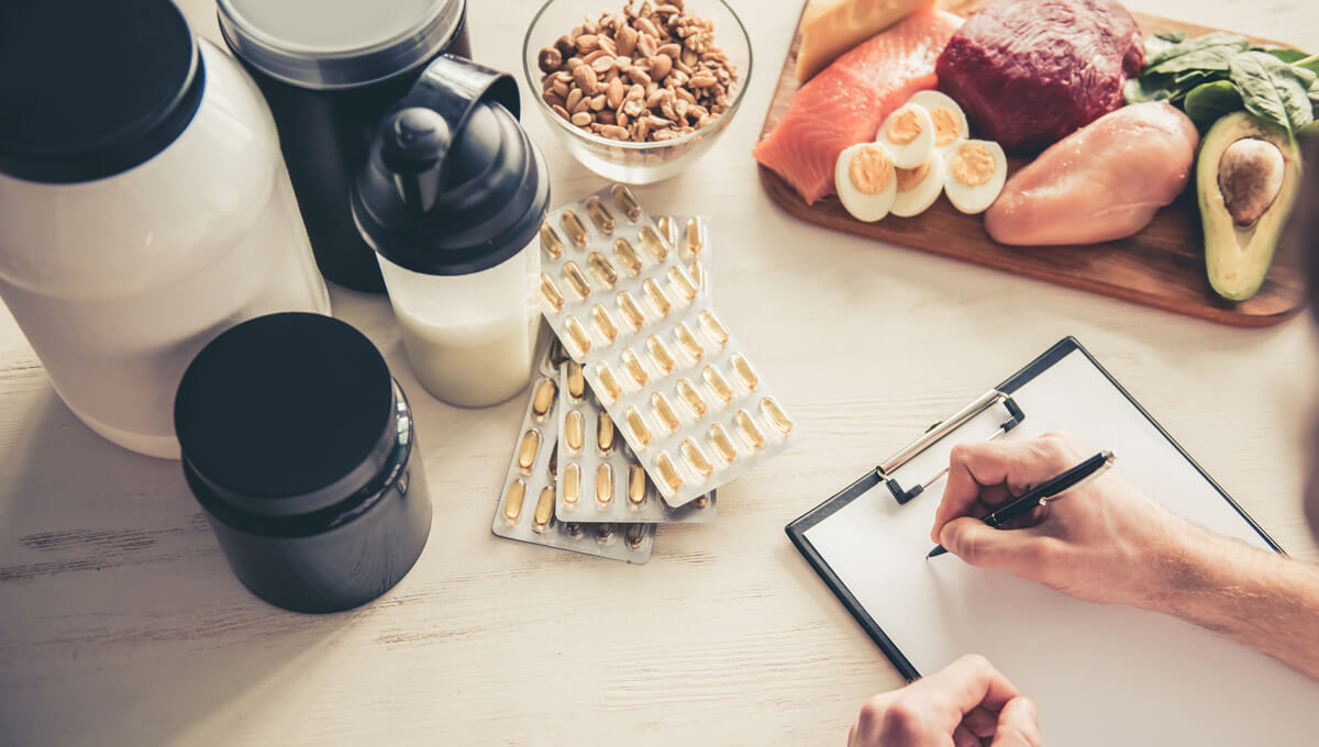 Protein requirement calculator:  How much protein per day?