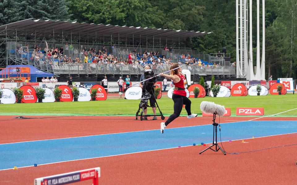 W drodze na olimpijski szczyt  – przystanek: Mistrzostwa Polski w lekkiej atletyce