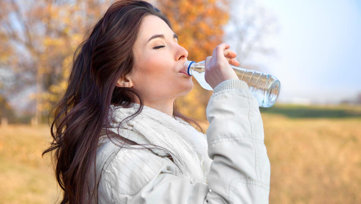 Idratazione del corpo in autunno.  Perché è così importante?