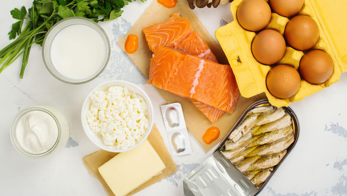 Vitamin D deficiency  - how should the diet and supplementation look like?