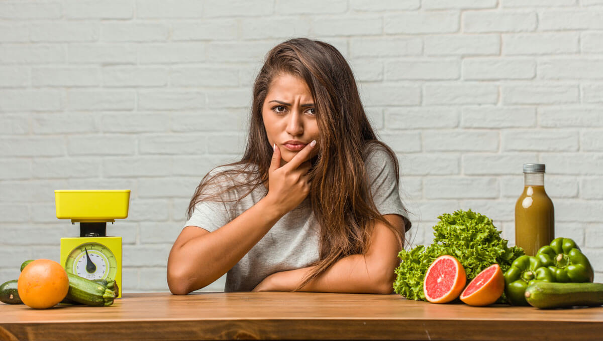An ineffective diet?  Learn about the most common diet mistakes.