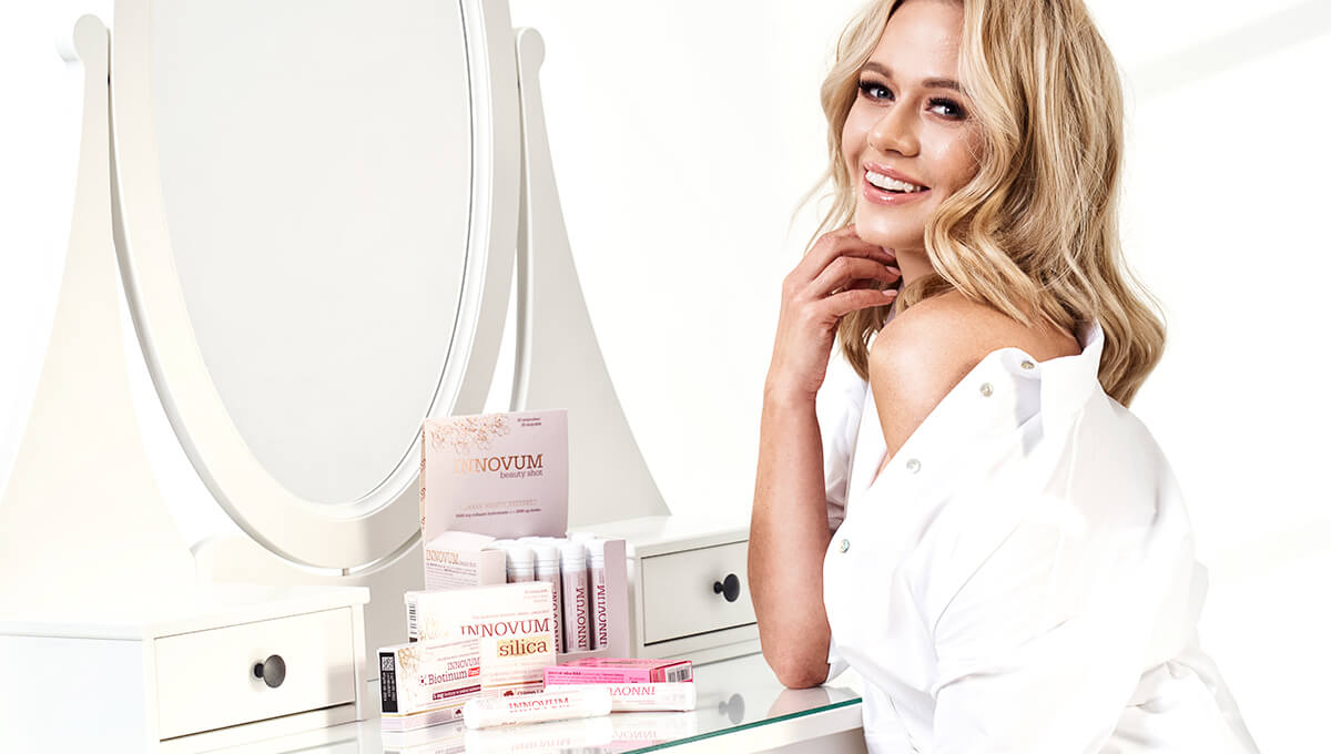 Beautiful on the inside - find out how to get healthy skin, hair and nails!