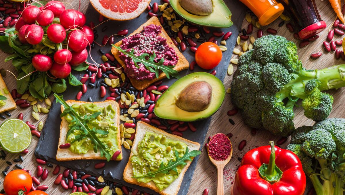 Scopri i miti  che circondano la dieta vegana!