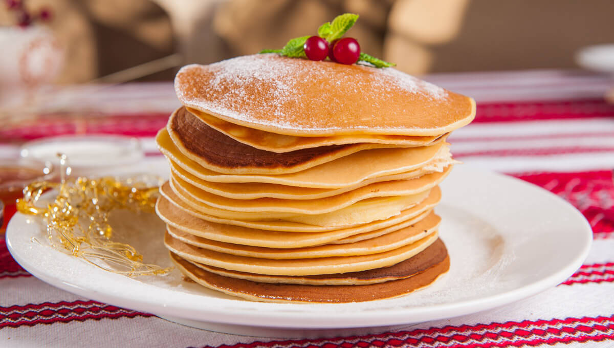 Protein pancakes.  Discover the benefits for your daily diet.