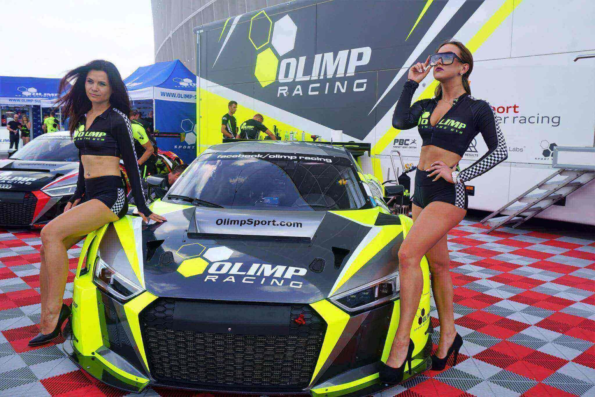 Olimp i szybkie samochody?