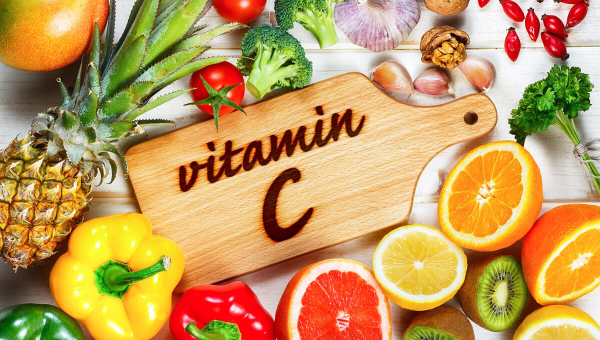 The role of vitamin C  in increasing immunity