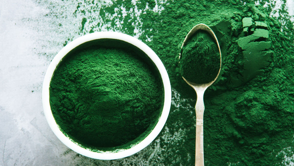 Spirulina  - what is it and what are its health benefits?