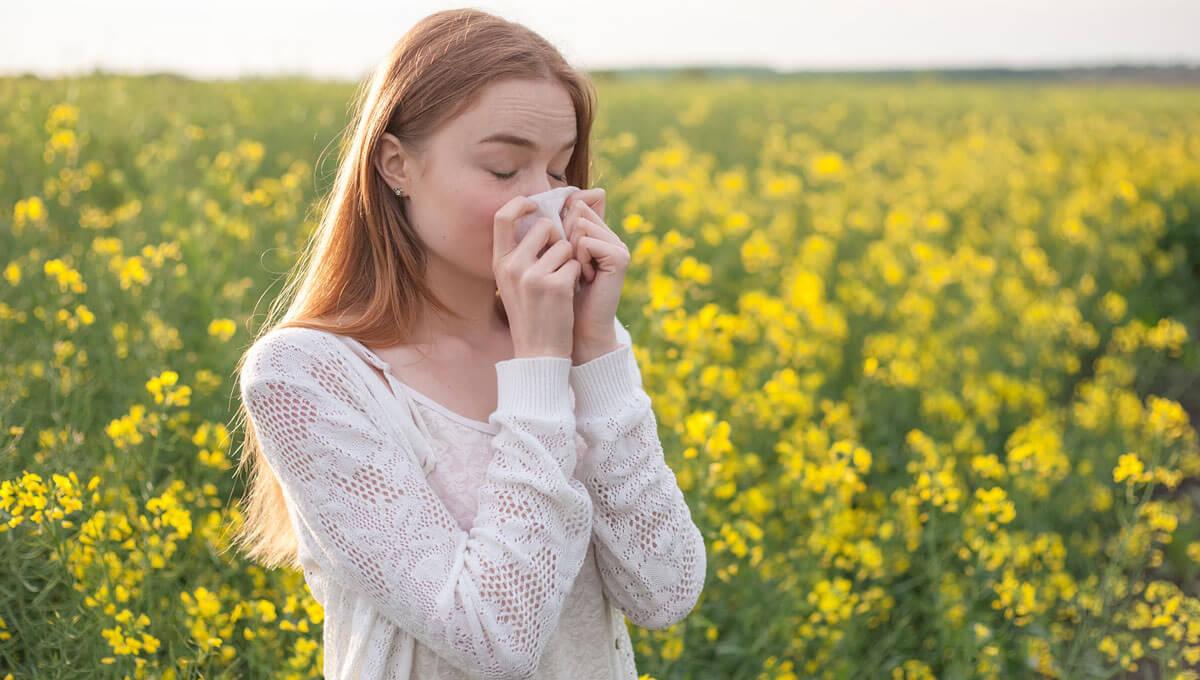 Nahrungsergänzung bei Allergien  - welche Nahrungsergänzungsmittel helfen im Kampf gegen Allergien?