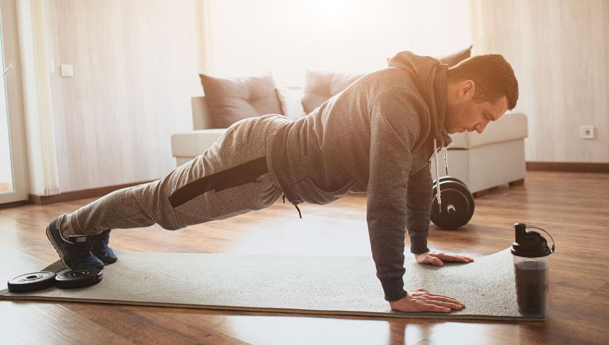 TOP 5 accessori sportivi  essenziali per l'allenamento a casa