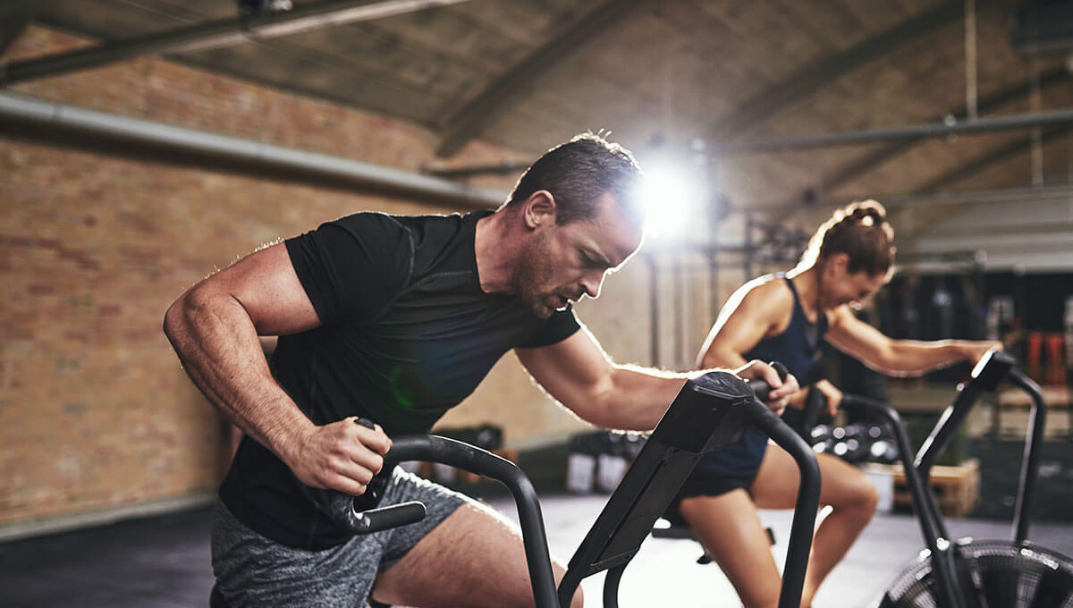 Cardio versus strength training  - which to choose?