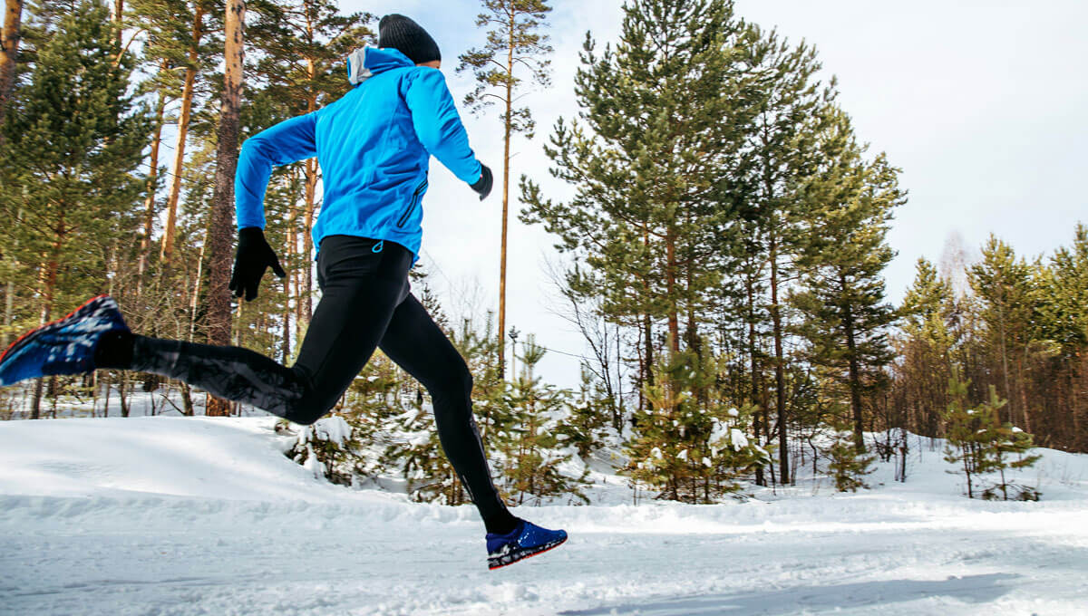 Winter training  - how to dress so as not to catch an infection?