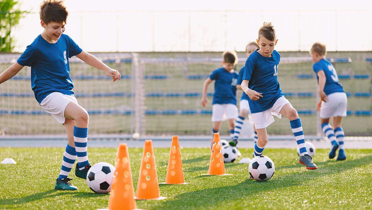 Entraînements pour enfants  - comment encourager les plus jeunes à être physiquement actifs ?