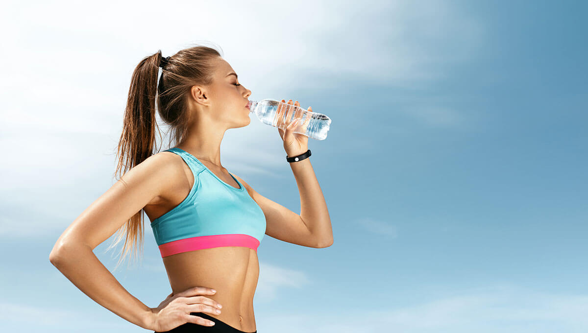 Training in the summer  - how to avoid overheating when training outdoors?