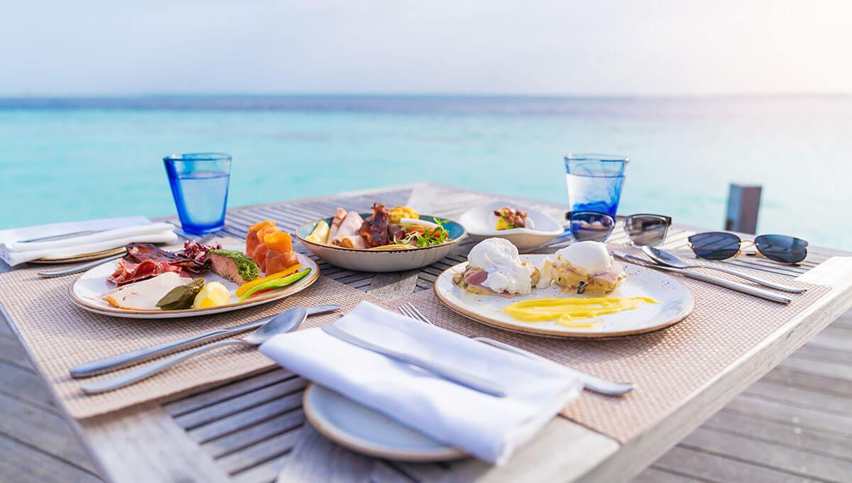 Maintenir son régime alimentaire en vacances