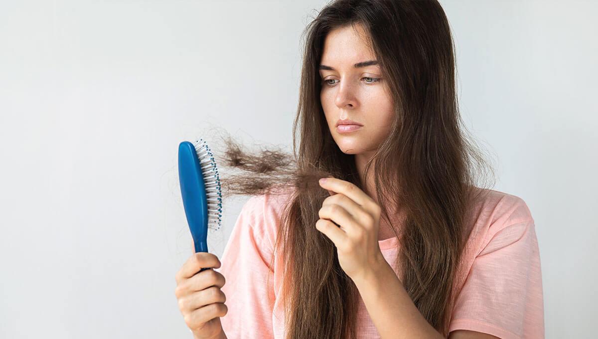 Perdita di capelli  - cosa si può fare?