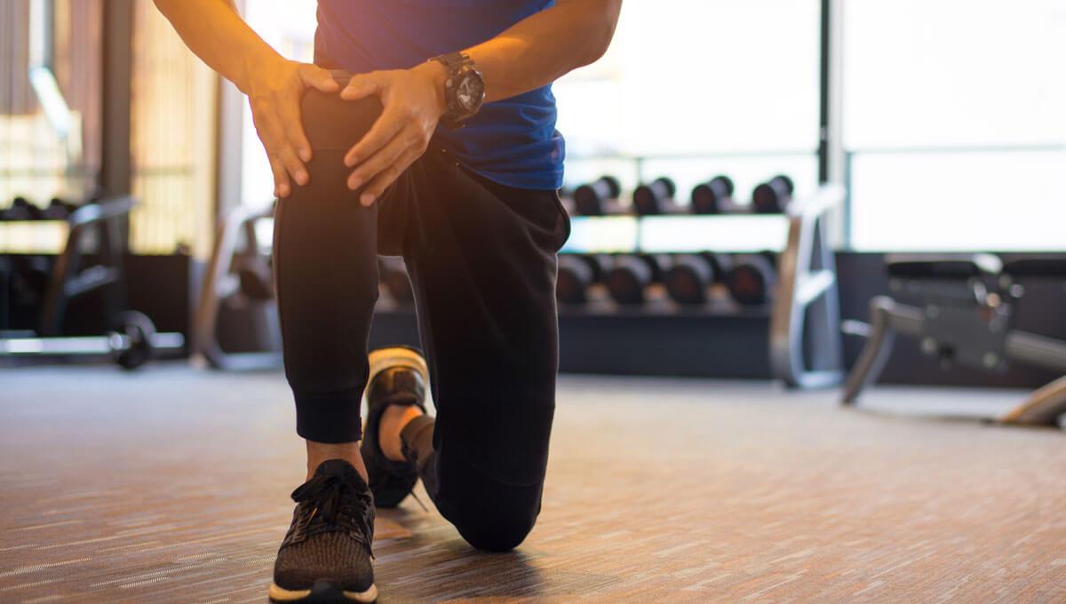 Kraftaufwand und Gelenke  - kann Training zu Verletzungen führen?