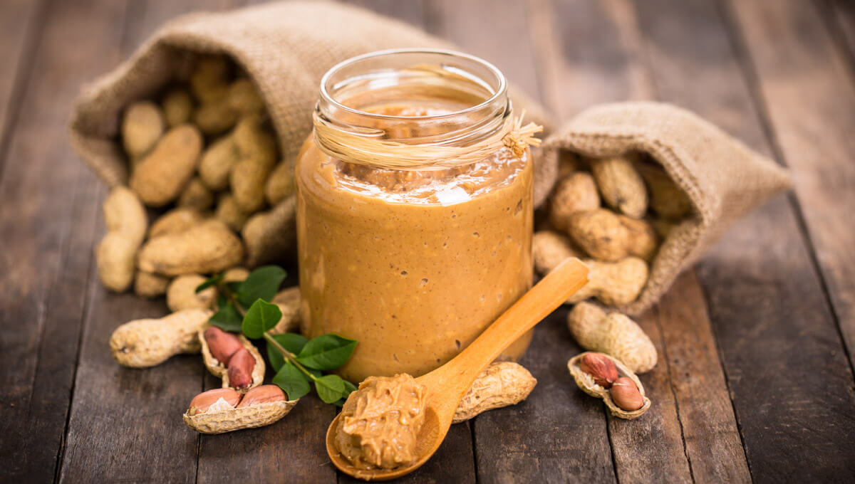 What should you eat peanut butter with?  5 ideas for delicious meals!