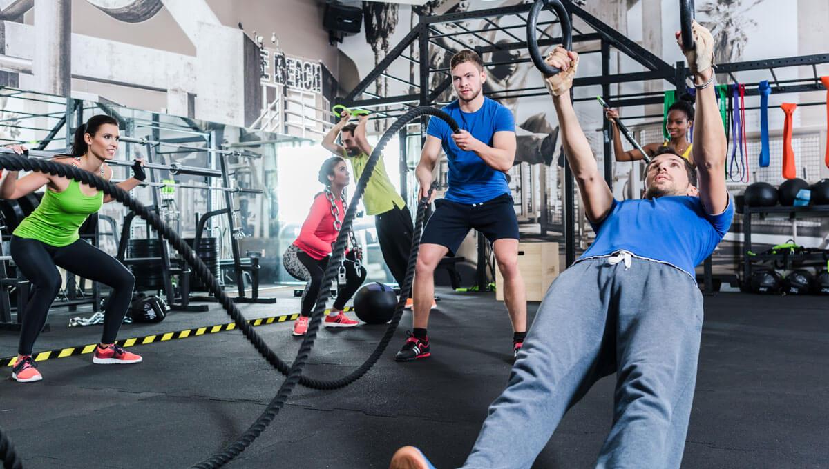 Beneficios del  entrenamiento funcional