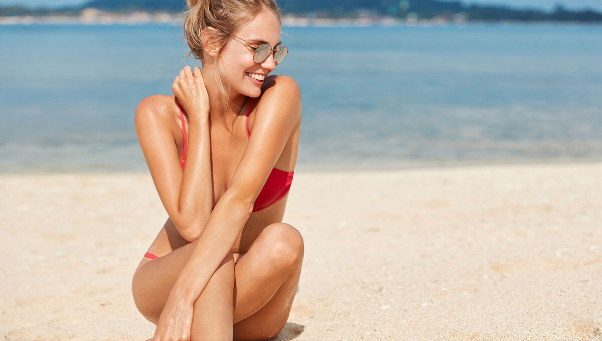 Healthy tan  - how to take care of your skin?