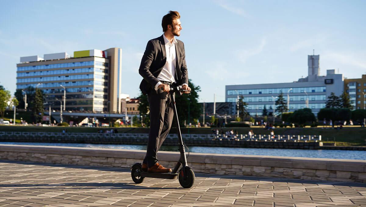 Zdrowe alternatywy  dojazdu do pracy samochodem