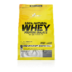 100% NATURAL WHEY PROTEIN ISOLATE - Olimp Laboratories