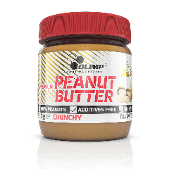 PREMIUM PEANUT BUTTER (CRUJIENTE) - Olimp Laboratories