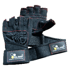 HARDCORE RAPTOR GLOVES BLACK - Olimp Laboratories