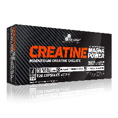 Creatine Magna Power Mega Caps - 120 Kapseln - Olimp Laboratories