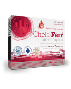 Chela-Ferr bio-complex - Olimp Laboratories