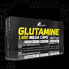 GLUTAMINE 1400 MEGA CAPS - Olimp Laboratories