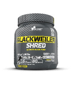 BLACKWEILER SHRED - 480 g - Olimp Laboratories