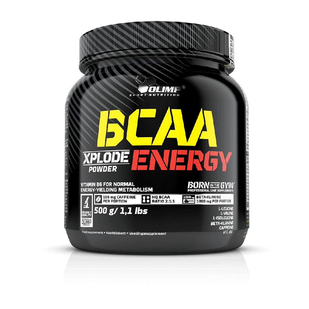 BCAA XPLODE POWDER Energy