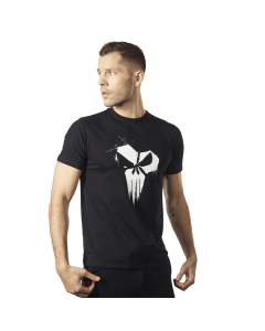 MEN'S T-SHIRT SKULL BLACK - Olimp Laboratories
