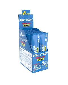 FIRE START ENERGY GEL + BCAA