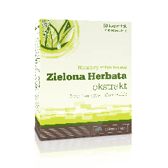 Zielona Herbata ekstrakt - Olimp Laboratories