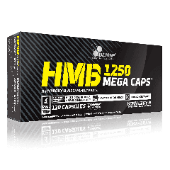 HMB Mega Caps - 120 Kapseln - Olimp Laboratories
