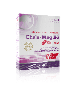 Chela-Mag B6 Skurcz - Olimp Laboratories
