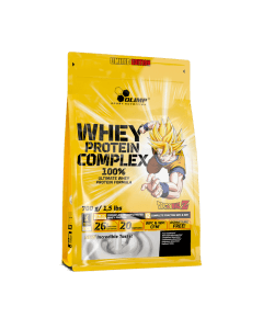 WHEY PROTEIN COMPLEX 100% 700g DRAGON BALL Z Vanilla Ice Cream - Olimp Laboratories