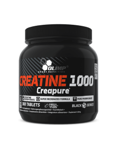 CREATINE 1000 (Creapure®) - 300 comprimés - Olimp Laboratories
