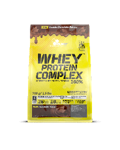 Whey Protein Complex 100% Double Chocolate