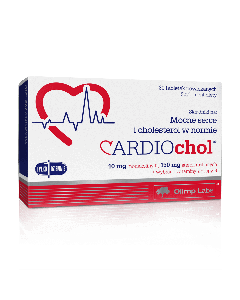 CARDIOchol - Olimp Laboratories