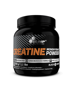 CREATINE MONOHYDRATE POWDER Creapure 500g - Olimp Laboratories