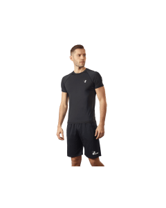 MĘSKA KOSZULKA OLIMP – MEN'S T-SHIRT ACTIVE BLACK - Olimp Laboratories