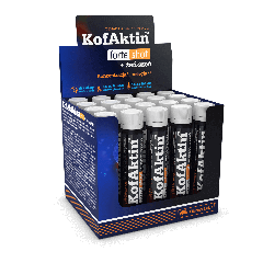Kofaktin forte shot + żeń-szeń - Olimp Laboratories